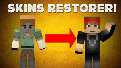 fix  restore   minecraft skin