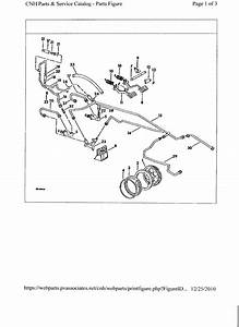 International Harvester B414 Wiring Diagram