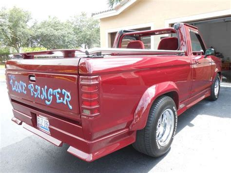 Ford Ranger Convertible Kit by Find Used Ford Ranger Convertible Show Car Mustang Engine