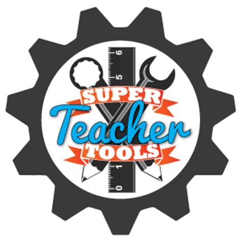 superteacher tools tools