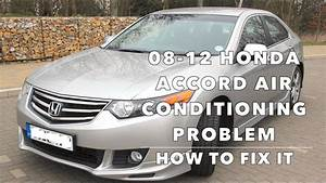 How To Fix Air Conditioning On A 2008
