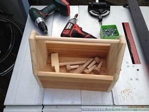 Caisse à Outils Vide : caisse outil bois jouet atelier passion du bois ~ Dailycaller-alerts.com Idées de Décoration