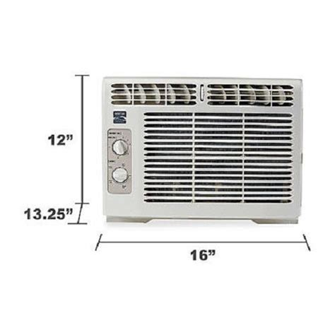 btu window mounted portable small casement room cooling air conditioner air conditioners