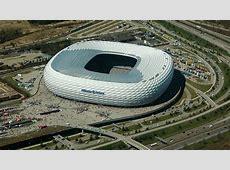 Stadi ai raggi X Allianz Arena, Monaco di Baviera