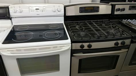 used gas range for used ovens and stoves maryland used appliances 8769