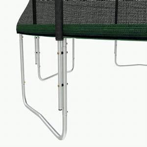 Trampolin Netz 366 : klassik trampolin 366 cm mit netz gr n ~ Whattoseeinmadrid.com Haus und Dekorationen