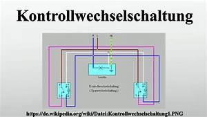 Lichtschalter Mit Kontrollleuchte Schaltplan : kontrollwechselschaltung youtube ~ Buech-reservation.com Haus und Dekorationen