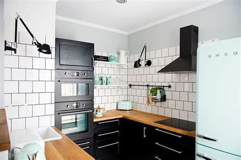 Interior design with retro and candy color details   Hall