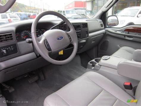 ford supercar interior 2003 ford f350 super duty lariat crew cab 4x4 dually