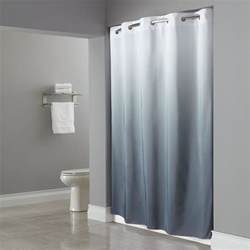 Hookless Fabric Shower Curtain With Window by Hookless Hotel Shower Curtain Decor Ideasdecor Ideas