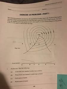 Exercise 18 Problems Part 1 Exercise 18  Midlatitude