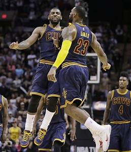 Irving has career-high 57, Cavs beat Spurs 128-125 in OT ...