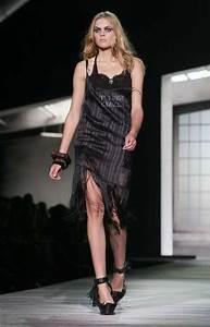 Grunge-Rock Fashion Muses: Just Cavalli's Spring 2010 ...