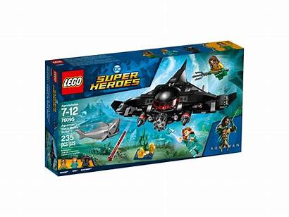 Lego Aquaman Manta Dc Heroes Strike Attacke