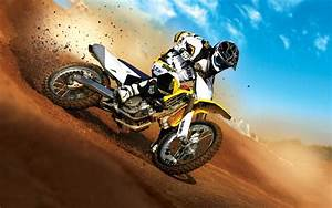 Suzuki, Motocross, Wallpapers