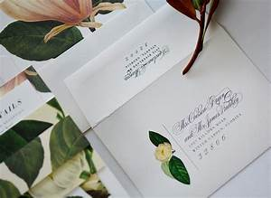 how to guest address your wedding envelopes citrus press With addressing wedding invitations etiquette with guest