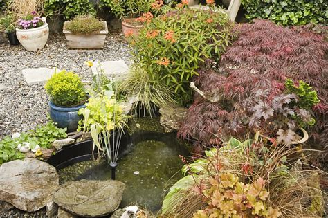 how to make a small water feature how to build small water features