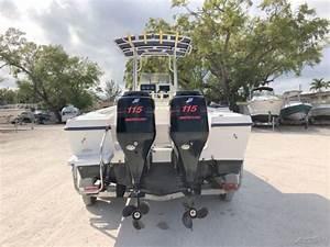 2002 Sea Fox 237cc  Twin 4 Stroke Motors  500 Hours  For