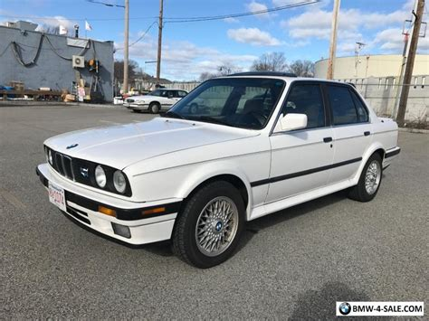 1989 Bmw 3-series 325ix For Sale In United States