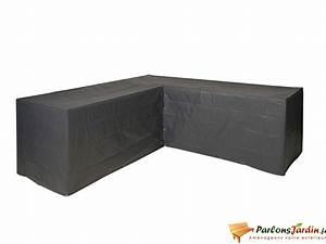 housse de protection canape d39angle de jardin With housse de protection pour canapé d angle