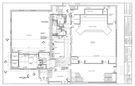 house drawings plans rod crocker institutional
