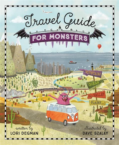 Fiction Books :: Travel Guide for Monsters (20)