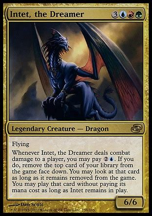 Sliver Edh Deck Competitive by Intet The Dreamer Planar Chaos