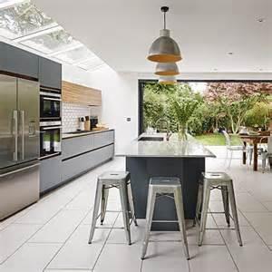 gray and white kitchen ideas grey and white kitchen kitchen ideas housetohome co uk