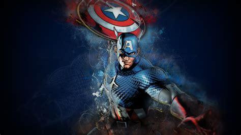 Captain America Artwork 4k Wallpapers