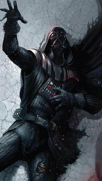 Vader Darth Wallpapers Wars Star Iphone Phone