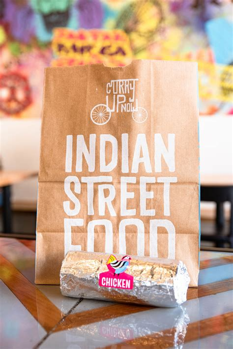 Curry Up Now Franchisee Opens Third Location in Metro ...