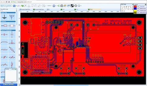 Circuit Simulator Pcb Design Software Easyeda The