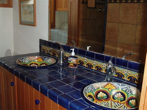 mexican tile kitchen backsplash 44 top talavera tile design ideas 7485