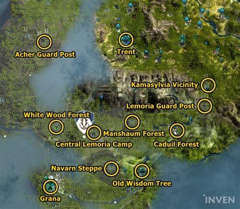 The new city in Black Desert Online called 'Grana ...