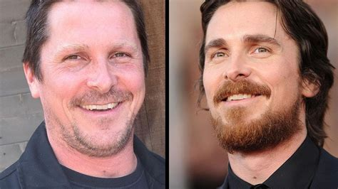 Christian Bale Looks Nearly Unrecognizable Dick Cheney