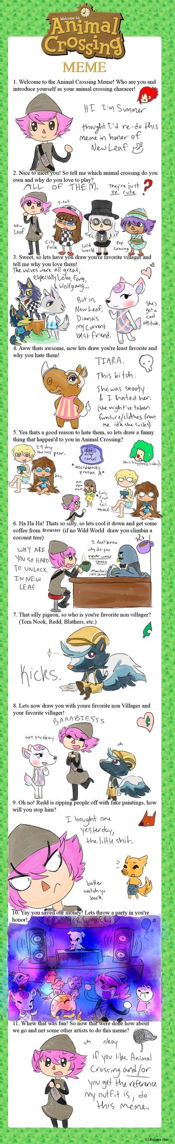 animal crossing meme new leaf by summermon on deviantart