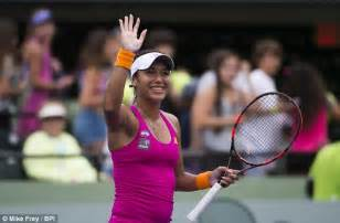 watson beat sloane stephens in at the miami open daily mail