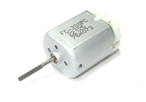 mm flat  shaft fc pc  car door lock motors