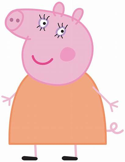 Pig Peppa Transparent Mummy Clipart Yopriceville