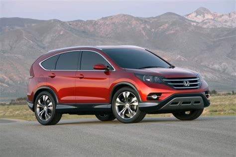 auto cars zones  honda cr   suv model