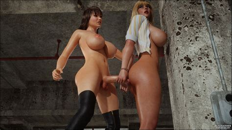 Blackadder Dickgirls 7 Ftskyla And Sara Porn Comics