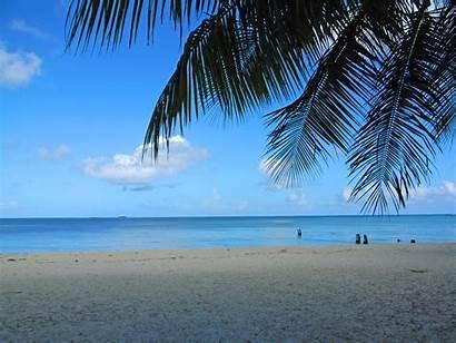 Micro Beach Mariana Islands Northern Saipan Garapan