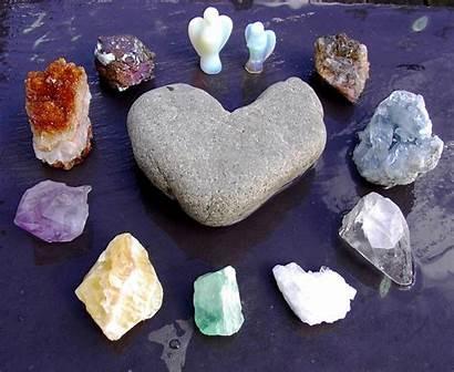 Crystals Healing Crystal Gemstones Stones Stone Grid