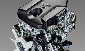 Toyota Turbodiesel Engines Engineered Cleaner And More