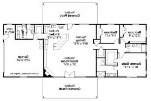 floor plans for ranch style houses ranch house plans ottawa 30 601 associated designs