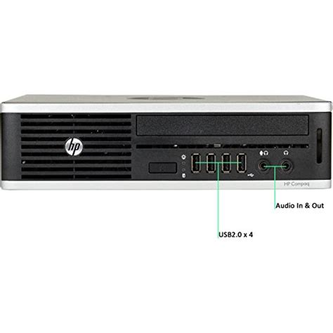 Hp Elite 8300 Small Form Factor Pc by 2016 Hp Compaq Elite 8300 Ultra Small Form Factor Desktop