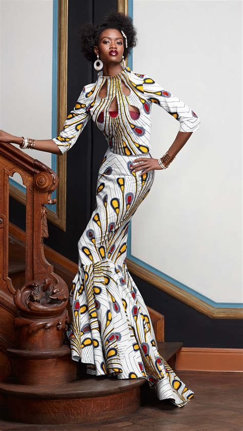 #Afrocentric V-Inspired looks by Vlisco - Afrofresh.com