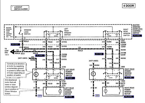 wiring diagram 2003 ford explorer wiring diagram windows