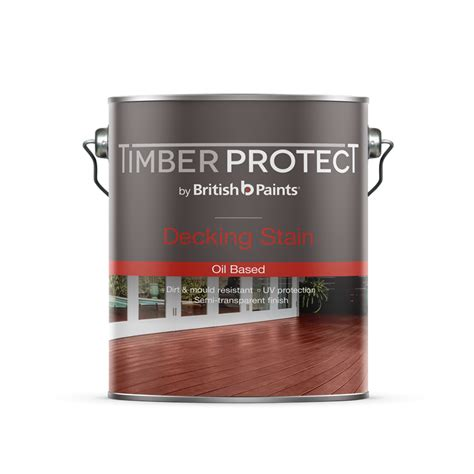 timber protect  jarrah oil based decking stain