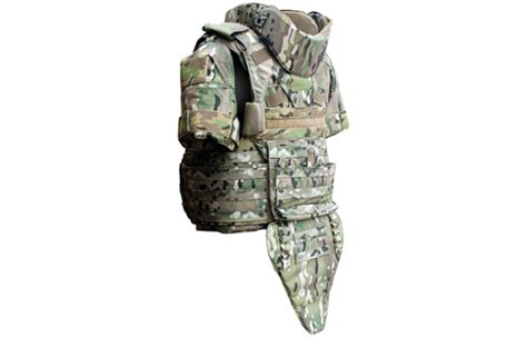 Is It Likely That Modern Bullet Proof Vests Will Start To